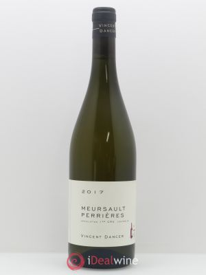 Meursault 1er Cru Les Perrières Vincent Dancer  2017 - Lot de 1 Bottle