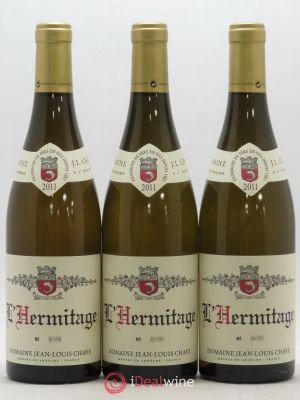 Hermitage Jean-Louis Chave  2011 - Lot de 3 Bottles