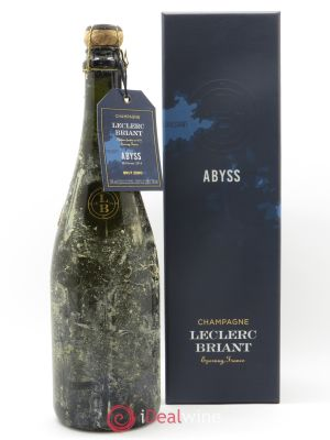 Brut Zéro Abyss Leclerc Briant  2014 - Lot de 1 Bottle