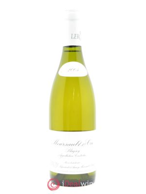 Meursault 1er Cru Blagny Leroy SA  2005 - Lot de 1 Bottle
