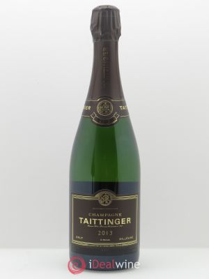 Brut Champagne Taittinger  2013 - Lot de 1 Bottle
