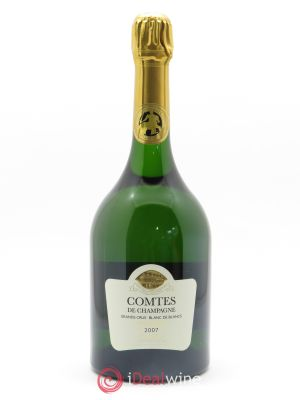 Comtes de Champagne Taittinger  2007 - Lot de 1 Bottle