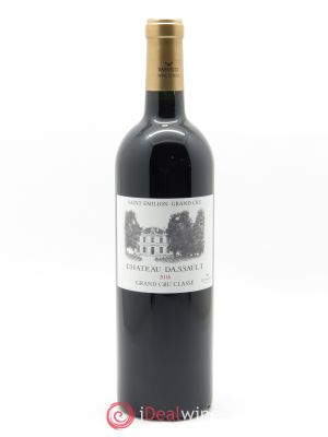 Château Dassault Grand Cru Classé  2016 - Lot de 1 Bottle
