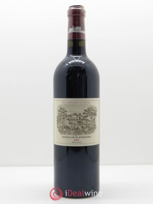 Château Lafite Rothschild 1er Grand Cru Classé  2009 - Lot de 1 Bottle