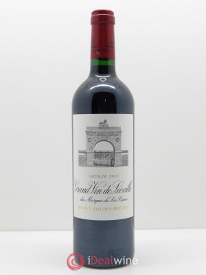 Château Léoville Las Cases 2ème Grand Cru Classé  2005 - Lot de 1 Bottle