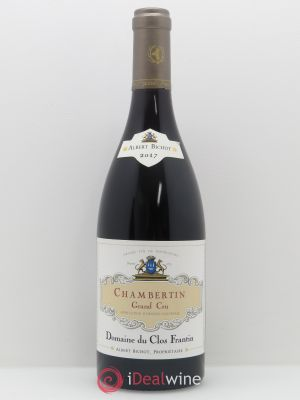 Chambertin Grand Cru Clos Frantin - Albert Bichot (Domaine du)  2017 - Lot de 1 Bottle
