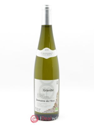 Muscadet-Sèvre-et-Maine Expression de Granite L'Ecu (Domaine de)  2018 - Lot de 1 Bottle