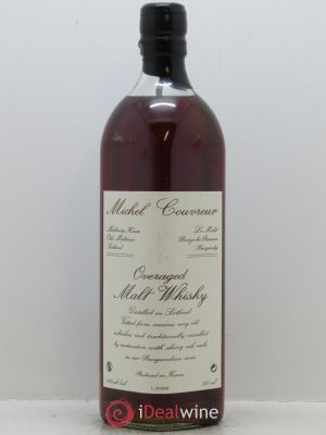 Whisky Overaged Malt Whisky Michel Couvreur  ---- - Lot de 1 Bouteille