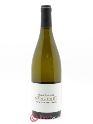 Sancerre Clos Paradis Fouassier (Domaine)  2018 - Lot de 1 Bottle