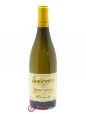Sancerre Gérard Boulay (Domaine)  2019 - Lot de 1 Bottle
