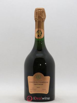 Comtes de Champagne Champagne Taittinger  2002 - Lot de 1 Bottle