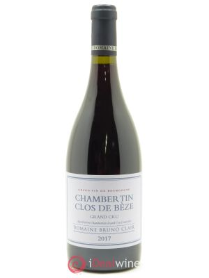Chambertin Clos de Bèze Grand Cru Clos de Bèze Bruno Clair (Domaine)  2017 - Lot de 1 Bottle