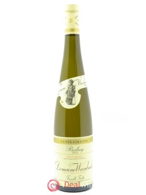 Riesling Cuvée Colette Weinbach (Domaine)  2018