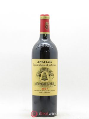 Château Angélus 1er Grand Cru Classé A  2007 - Lot de 1 Bottle