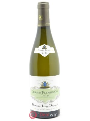 Chablis 1er Cru Les Lys Long Depaquit - Albert Bichot (Domaine)  2015 - Lot de 1 Bottle