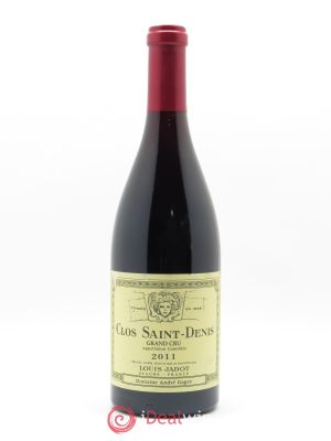 Clos Saint-Denis Grand Cru Maison Louis Jadot  2011 - Lot de 1 Bouteille