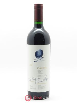 Oakville Opus One Constellation Brands Baron Philippe de Rothschild (CBO à partir de 6 BTE) 2017 - Lot de 1 Bouteille