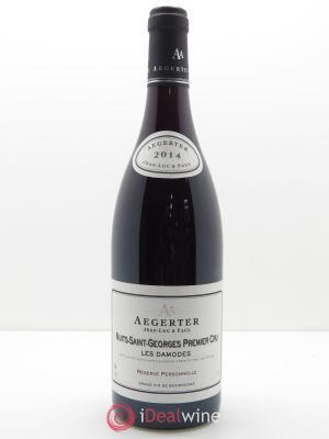 Nuits Saint-Georges 1er Cru Les Damodes Aegerter  2014 - Lot de 1 Bottle