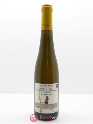 Pinot Gris Altenbourg Sélection de grains nobles Le Tri Albert Mann  2015