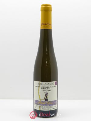 Riesling Grand Cru Schlossberg l'épicentre Albert Mann  2016 - Lot de 1 Half-bottle
