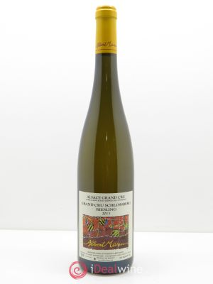 Riesling Grand Cru Schlossberg Albert Mann  2013 - Lot de 1 Bottle