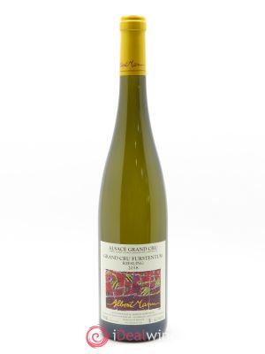 Riesling Grand Cru Furstentum  Albert Mann  2018 - Lot de 1 Bouteille