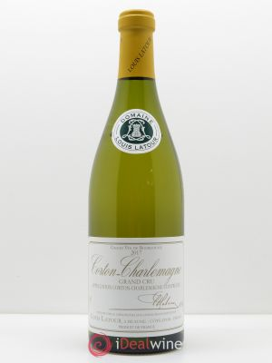 Corton-Charlemagne Grand Cru Louis Latour (Domaine)  2017 - Lot de 1 Bottle