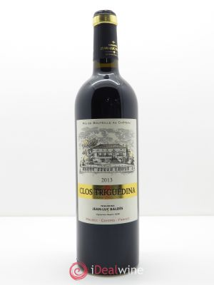 Cahors  Clos Triguedina  2013 - Lot de 1 Bottle