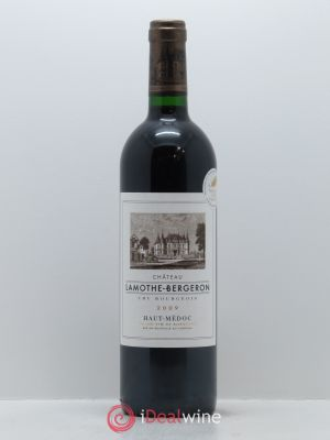 Château Lamothe Bergeron Cru Bourgeois  2009 - Lot de 1 Bottle