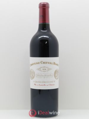 Château Cheval Blanc 1er Grand Cru Classé A  2016 - Lot de 1 Bottle