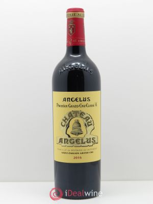 Château Angélus 1er Grand Cru Classé A  2016 - Lot de 1 Bottle