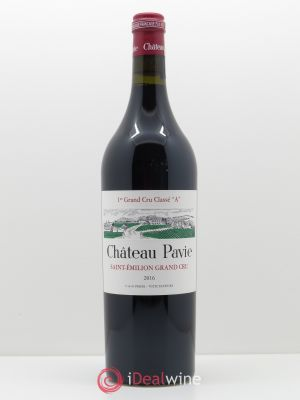 Château Pavie 1er Grand Cru Classé A  2016 - Lot de 1 Bottle