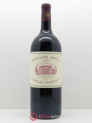 Pavillon Rouge du Château Margaux Second Vin  2016 - Lot de 1 Magnum