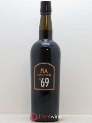 Maury Mas Amiel  1969 - Lot de 1 Bottle