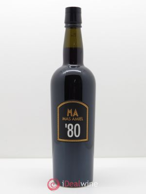 Maury Mas Amiel  1980 - Lot de 1 Bottle