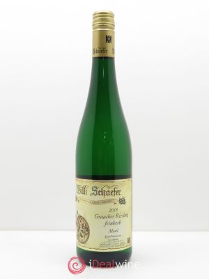 Riesling Willi Schaefer Graacher Feinherb  2018 - Lot de 1 Bottle