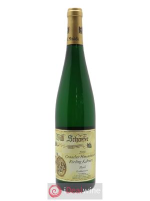 Riesling Willi Schaefer Graacher Himmelreich Kabinett  2018 - Lot de 1 Bottle
