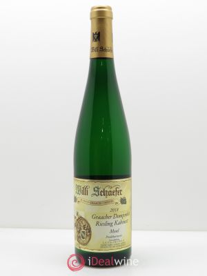 Riesling Willi Schaefer Graacher Domprobst Kabinett  2018 - Lot de 1 Bottle