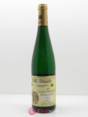 Riesling Willi Schaefer Graacher Himmelreich Spatlese  2018 - Lot de 1 Bottle