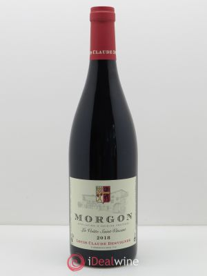 Morgon La Voûte Saint Vincent Louis-Claude Desvignes (Domaine)  2018 - Lot de 1 Bottle