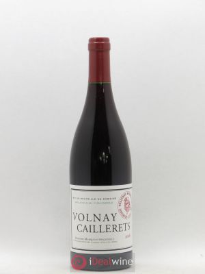 Volnay 1er Cru Caillerets Marquis d'Angerville (Domaine)  2016