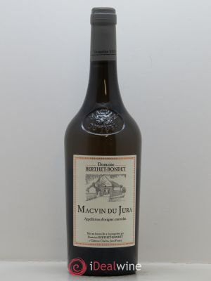 Côtes du Jura Macvin Berthet-Bondet  ---- - Lot de 1 Bottle