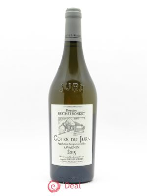 Côtes du Jura Savagnin Berthet-Bondet  2015 - Lot de 1 Bottle
