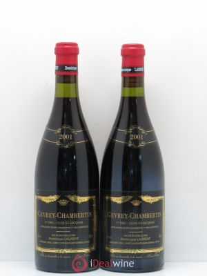 Gevrey-Chambertin 1er Cru Clos Saint Jacques Dominique Laurent  2001