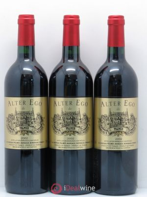 Alter Ego de Palmer Second Vin  2002