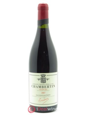 Chambertin Grand Cru Jean et Jean-Louis Trapet  2007 - Lot de 1 Bottle
