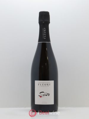 Sonate Extra Brut Fleury  2011 - Lot de 1 Bottle