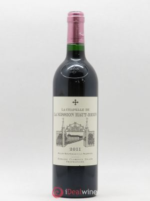 La Chapelle de La Mission Haut-Brion Second Vin  2011 - Lot de 1 Bottle