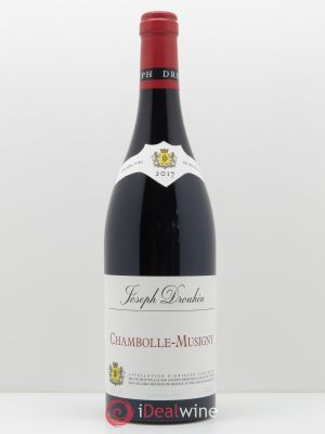 Chambolle-Musigny Joseph Drouhin  2017 - Lot de 1 Bouteille