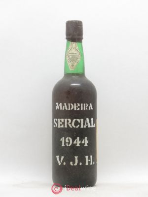 Madère Serial Justino Henriques 1944 - Lot de 1 Bottle